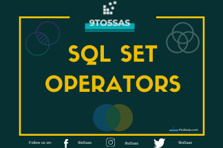 Everything You Need To Know About SQL SET Operators