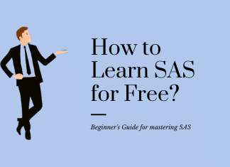 How to learn SAS Programming online for free?