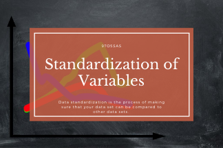 Why Standardization of variables is important?