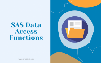 SAS Data Access Functions